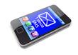 1 neue SMS erhalten