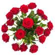 Bouquet Roses Top