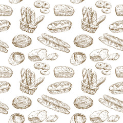 bakery seamless wallpaper