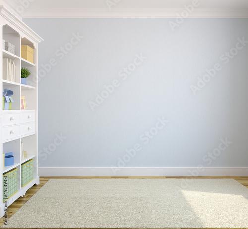 Modern interior.