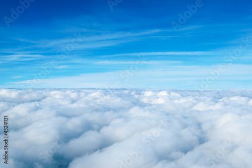 Fototapeten,wolken,wolken,über,auf