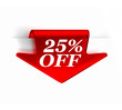 Twenty-five Percent Off