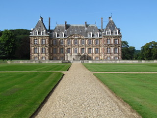 Chateau de Cany (Normandie, France)