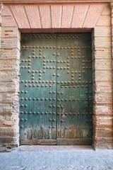 porte ancienne Marrakech