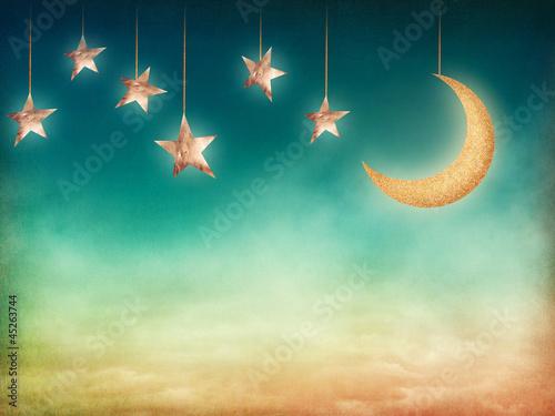 ksiezyc-i-gwiazdy