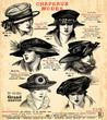 Chapeaux mode