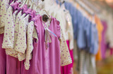 Dresses for young girls in kids mall
