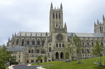 Washington National Cathedral, DC