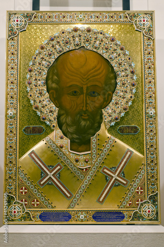 Basilica of Saint Nicholas, Bari, Italy - Interior - 45269368
