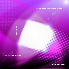 Abstract background_Graphics lines_Purple