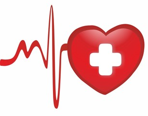 Heart - cardiogram