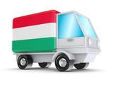 Cargo concept.