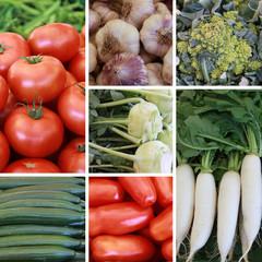 Gemüse gemischt