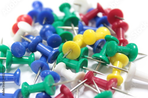 Set of Office Pins