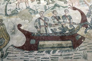mosaic piazza armerina