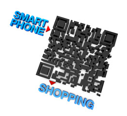 QRcode Smart Phone Shopping