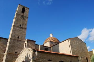 The church of Olbia - Sardinia - Italy - 486