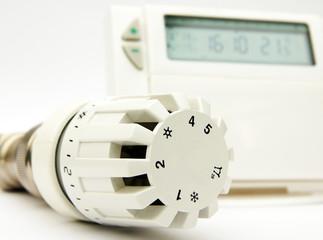 régulation de chauffage