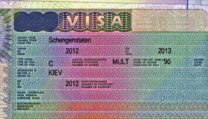 shengen visa for ukrainian citizen, europe travel