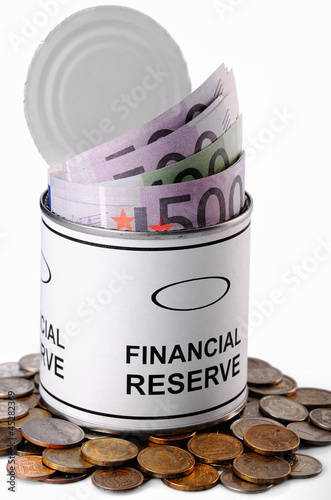 financial reserve
