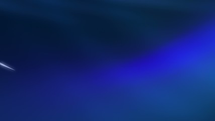 Blue Glow Background, perfect loop