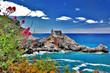 Ligurian coast, Portovenere. Italy