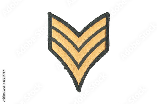 us army sergeant rank patch