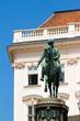 Statue of Austrian Emperor