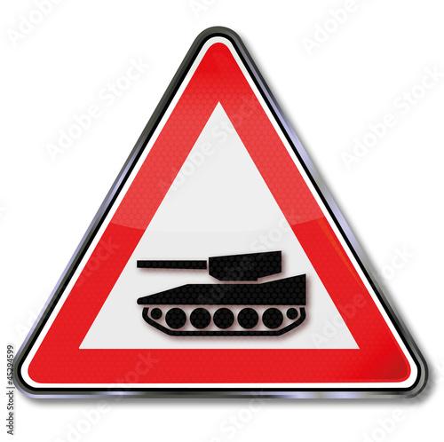 Bildtafel der verkehrszeichen in deutschland