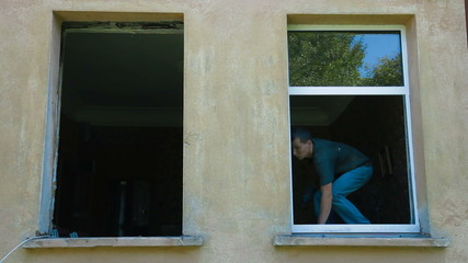 House Renovation - Installation of New Window