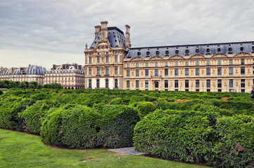 Louvre Museum, Paris - France.