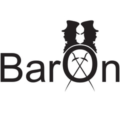 baron logo illustration