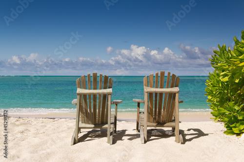 Fototapeten,strand,stühle,urlaub,insel