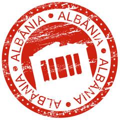 Carimbo - Albânia
