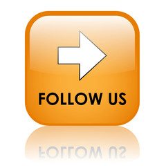 FOLLOW US Web Button (like recommend social media marketing)