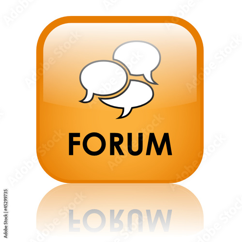 FORUM Web Button (comment opinions share vote like testimonials)