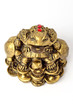 The Chinese symbol of riches.Frog of prosperity