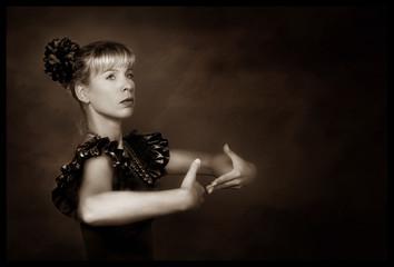 Flamenco-Tanz 5