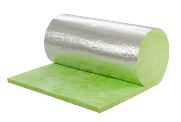 Insultor Material roll sheet isolates