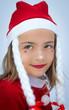 enfant déguisé pour Noël