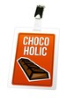 Chocoholic - Card