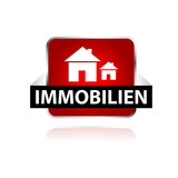 Immobilien Button Business