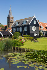 Marken town - Holland