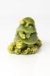 Lucky frog symbol of prosperity
