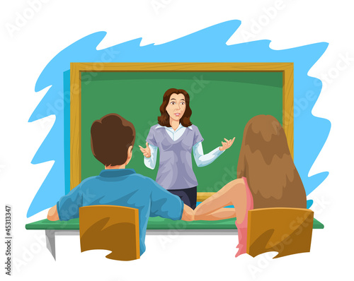 Education, illustration