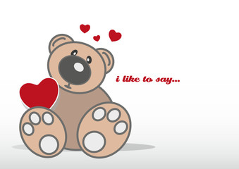 Teddybear Love