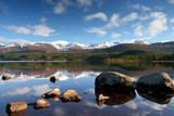 Fototapety Cairngorms - Loch Morlich, Scotland