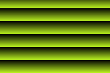 Graded Green Stripes