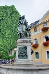 statue allemande