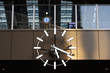 Wall clock of Osaka station